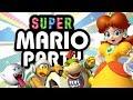Download Lagu Super Mario Party - MEGAFRUIT PARADISE (4-player Gameplay) Mp3 Free