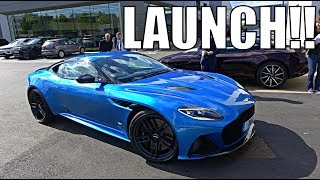 FIRST LOOK: NEW ASTON MARTIN DBS VOLANTE!! by Supercars of London