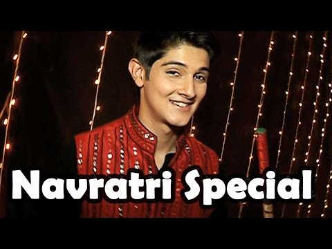 Rohan Mehra shares his love for Navratri