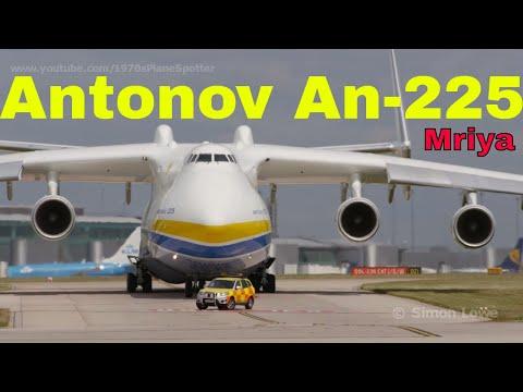 Despegue del avión más grande del mundo
