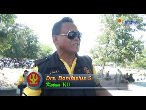 Dok Humas Untad, Ormik Tanpa Kekerasan Tadulako University