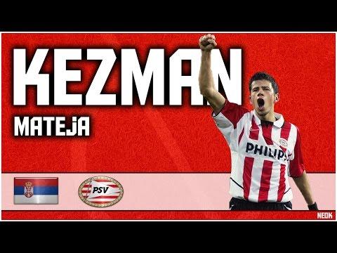 Mateja Kežman - PSV Eindhoven - Skills & Goals | 2000-2004 | ᴴᴰ