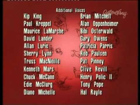Tom & Jerry Kids Credits