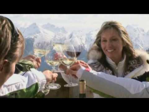 Valle di Fiemme d'inverno - Trentino