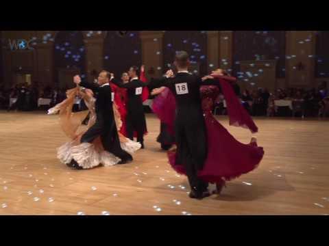 Leanid Burlo & Liana Bakhtiarova, Slow Foxtrot (видео)