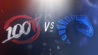 Video 100 vs TL - NA LCS Week 2 Day 1 Match Highlights (Spring 2018) MP3, 3GP, MP4, WEBM, AVI, FLV Juni 2018