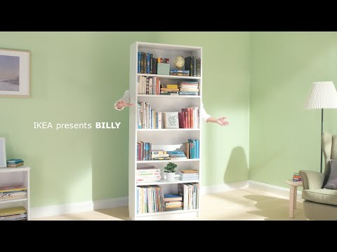 Ikea billy - Ante billy ikea ...