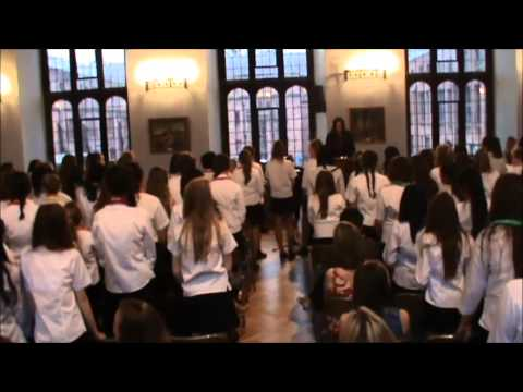 Y7&8 Celebration Concert 2015 - Where is the Love (Black Eyed Peas)