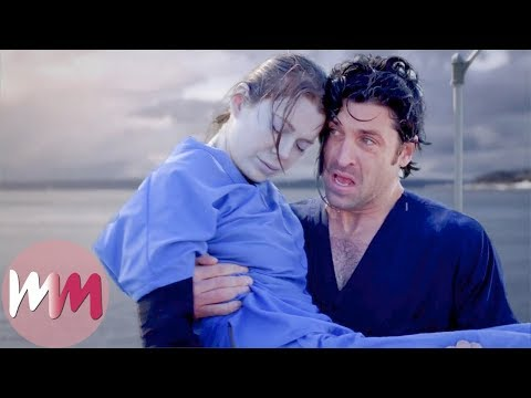 Top 10 Meredith & Derek Moments on Grey's Anatomy