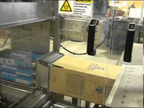 HL Caulking Tube with Nozzle Side Load Case Packer
