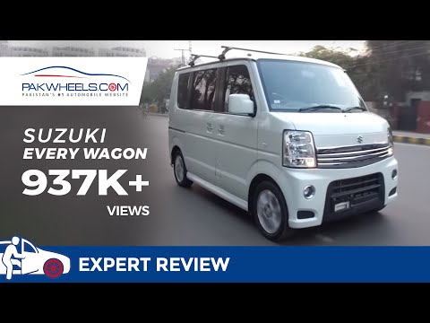 Suzuki Every Wagon (660CC) 2013 - PakWheels Review