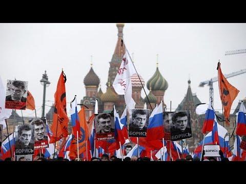 Nemzow-Park in Litauen sorgt für Ärger mit Russland