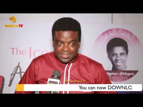KUNLE AFOLAYAN AND SIBLINGS CELEBRATE FATHER, ADE LOVE, 20 YEARS AFTER HIS DEMISE