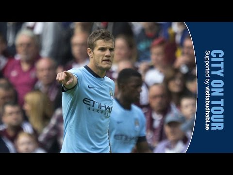Video: Sporting KC 1-4 City: Zuculini and Boyata reaction