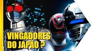 Video Jaspion nos Vingadores: É a revolução no Japão | OmeleTV MP3, 3GP, MP4, WEBM, AVI, FLV Juli 2018