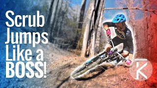 How to Scrub jumps like a pro mountain biker. Scrubbing a MTB jump is similar to whips, but is used to stay low. Scrubs came from Motocross, and is often called a bubba scrub. Mountain bikers scrub jumps for the same reason, but scrubbing also looks dope. SUBSCRIBE ▶︎ http://PhilKmetz.com/subscribeSupport Skills with PhilPatreon ▶︎ https://www.patreon.com/SkillswithPhilPatreon enables fans to directly support the creators they love. There are varying support levels, and each has its own reward as a token of appreciation. Supporting what I do is completely voluntary and you should only contribute if you want to help create even more awesome content.Most Recent ▶︎ https://goo.gl/10Kw6dRemedy last Ride ▶︎ https://youtu.be/znEw3PIZAEE?list=PLKhb73W7eMREOqKUAP4u-qXKzvgUy0zGWEvil Calling ▶︎ https://www.youtube.com/watch?v=5irX8yVn0uw&list=PLKhb73W7eMREOqKUAP4u-qXKzvgUy0zGW&index=2Raleigh Tokul ▶︎ https://youtu.be/aR2oLA9mSXw?list=PLKhb73W7eMREOqKUAP4u-qXKzvgUy0zGWHuffy Carnage ▶︎ https://youtu.be/wkMnk_eCDQU?list=PLKhb73W7eMREOqKUAP4u-qXKzvgUy0zGWBunny Hop Tutorial  ▶︎ https://youtu.be/hdUGWeRQ2IU?list=PLKhb73W7eMRF1KO3T5Iz2pks-8SrLybw7SocialInstagram ▶︎  http://Philkmetz.com/instagramFacebook  ▶︎ http://Philkmetz.com/facebookTwitter ▶︎ http://Philkmetz.com/twitter Snapchat ▶︎ https://www.snapchat.com/add/philkmetzStrava ▶︎ https://www.strava.com/athletes/942089Support Skills with PhilT-shirts ▶︎ https://teespring.com/stores/skillswithphilRiding GearHelmet ▶︎  http://amzn.to/2dNfYtlKnee Pads ▶︎ http://amzn.to/2dvc3UlShoes ▶︎  http://amzn.to/2dx9xMLSocks ▶︎ http://amzn.to/2dURuPBBike checksEvil Calling ▶︎https://youtu.be/5irX8yVn0uw?list=PLKhb73W7eMREOqKUAP4u-qXKzvgUy0zGWTrek Remedy ▶︎ https://youtu.be/7g0q-Ae8WWs?list=PLKhb73W7eMREOqKUAP4u-qXKzvgUy0zGWRaleigh Tokul ▶︎ https://youtu.be/3SvBviCq3fQ?list=PLKhb73W7eMREOqKUAP4u-qXKzvgUy0zGWDirt Jumper ▶︎ https://youtu.be/jxM8jlieg2A?list=PLKhb73W7eMREOqKUAP4u-qXKzvgUy0zGWCamera GearPrimary GoPro ▶︎ http://amzn.to/2jGPKfDBackup