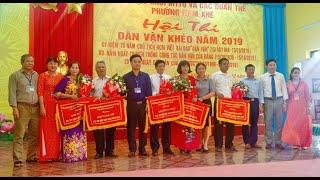 Hội thi Dân vận khéo phường Nam Khê năm 2019
