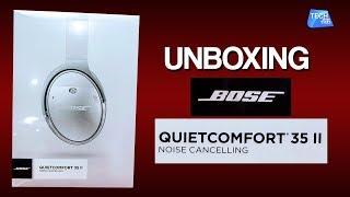 Unboxing: Bose QuietComfort 35 II Headphones