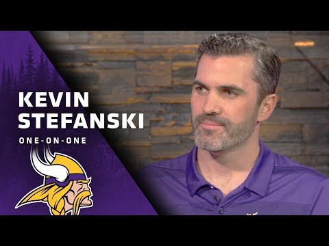 Kevin Stefanski: Kirk Cousins Will Lead Us To Where We Want To Go  | Minnesota Vikings
