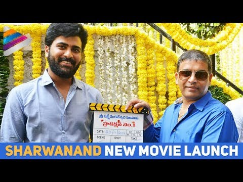 Sharwanand & Hanu Raghavapudi Movie Launch | #SharwaHanu