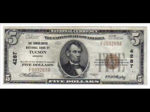 1929 National Currency - Western States III.wmv