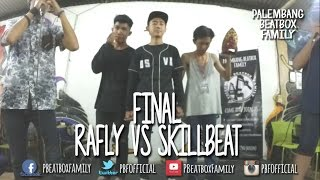 Baturaja Indonesia  City pictures : - INDONESIA - FINAL - BEATBOX - MUSI BEATBOX BATTLE 2016 - SKILLBEAT (BATURAJA) VS RAFLY(LAMPUNG) -