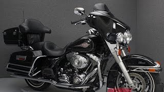 6. 2008  HARLEY DAVIDSON  FLHTC ELECTRA GLIDE CLASSIC - National Powersports Distributors