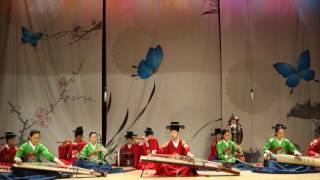 삼거리토요상설무대 충남국악관현악단 유초신지곡