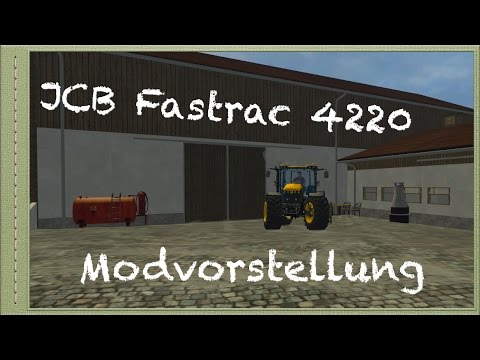 JCB Fastrac 4220 v2.0