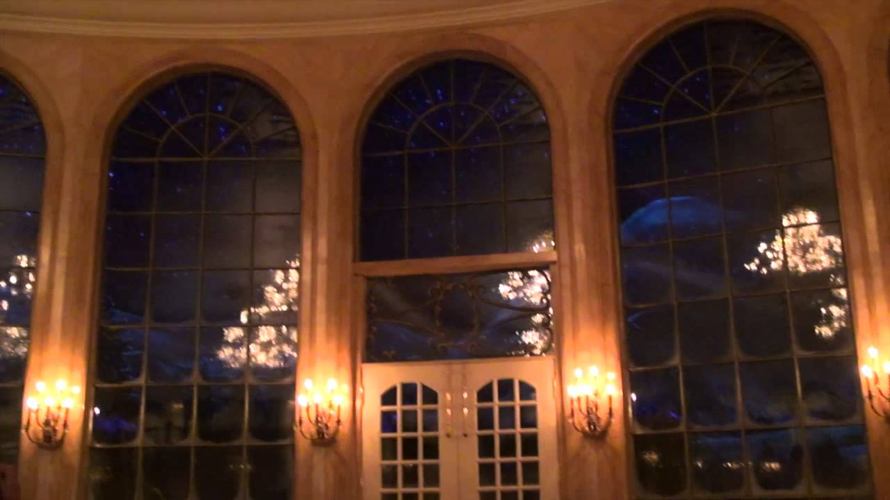 Full walkthrough tour of Be Our Guest Restaurant