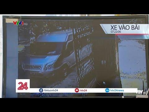 Khu vực chiếc xe đưa đón bé trai lớp 1 trường Gateway dừng đỗ có gì bất thường? @ vcloz.com