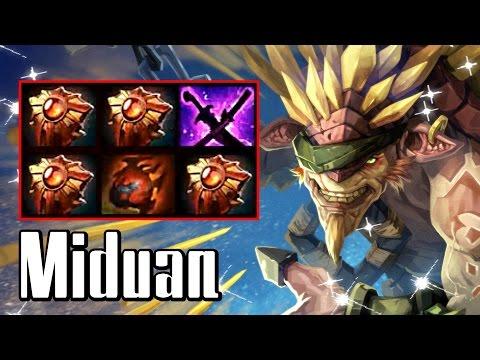 Miduan Bristleback - Dota 2 Full Game (Ranked, 6700 MMR)