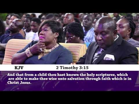 LIFE BEFORE AND AFTER THE CROSS (by Dr. Abel Damina)
