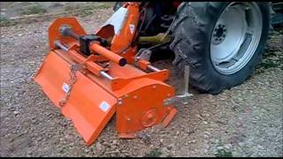 Video Fresadora rotovator tractor Zomax modelo RT150 desplazamiento hidráulico MP3, 3GP, MP4, WEBM, AVI, FLV Juni 2018