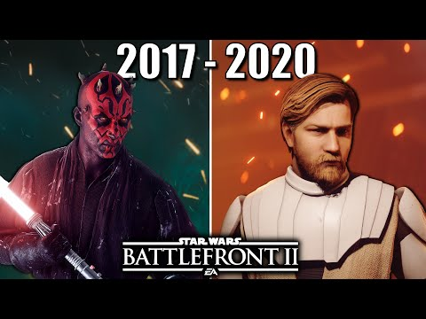 Star Wars Battlefront 2: Three Years Later - The Redemption of EA's Most Controversial Game!