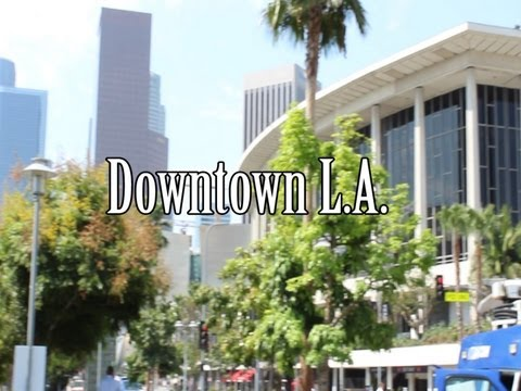 12 Things to Do in Los Angeles !