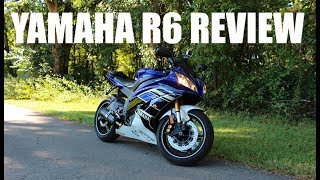 9. YAMAHA R6 REVIEW | YZF-R6 | HIGH SPEED | TWO BROTHERS EXHAUST