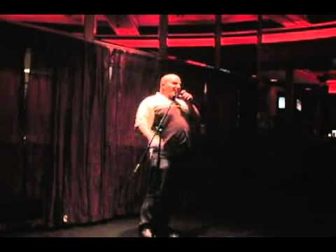 Allan Goodwin Comedy night Part 1
