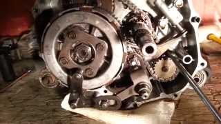 7. 2007 Honda Recon 250 loose oil pump chain