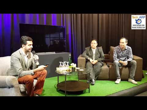 The LG Panel Discussion on OLED TV Technology