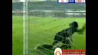 Rigobert Song trifft für Galatasaray