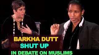 Video Barkha Dutt criticizes Hindus During discussion on Muslims, Gets SHUT UP MP3, 3GP, MP4, WEBM, AVI, FLV Januari 2018