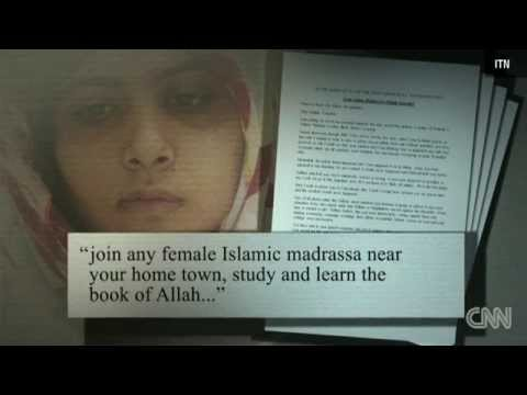 Purported Letter From Taliban To Malala Yousafzai