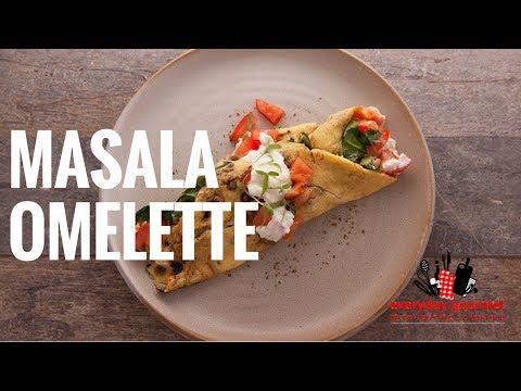 Sunny Queen Masala Omelette | Everyday Gourmet S6 E23