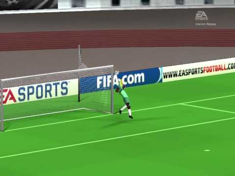 villa just missing best goal of all time