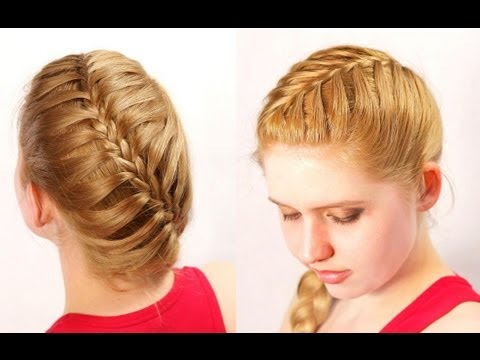 Hairstyles for long hair.  Hairstyles for everyday, Braided hairstyles