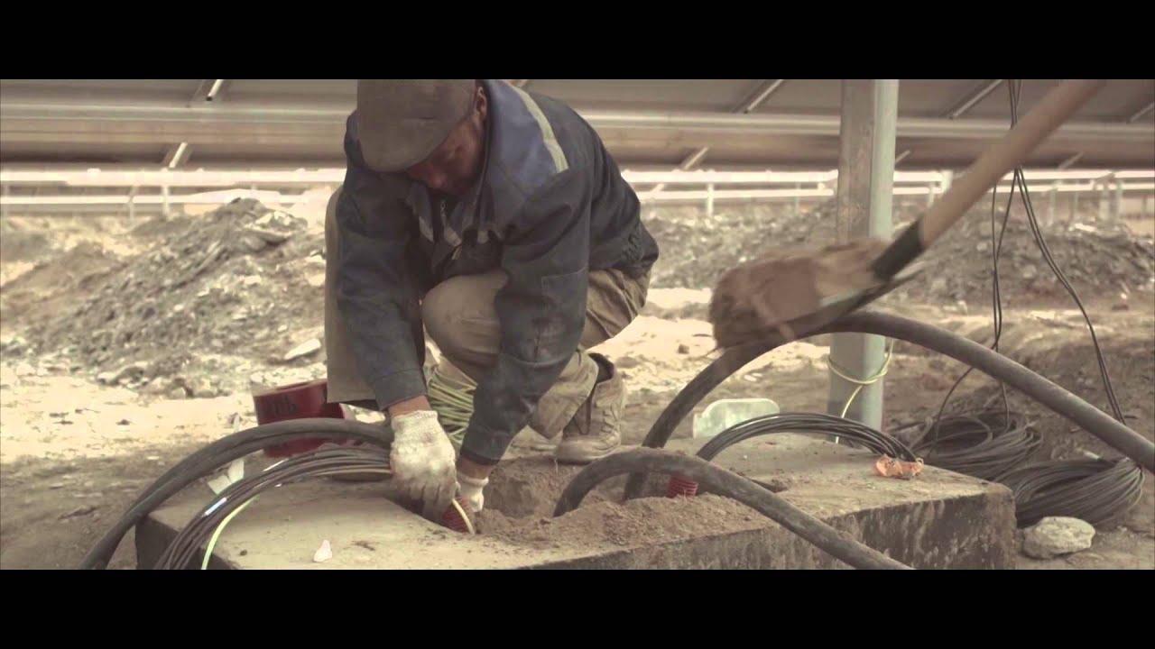 Фильм про Кош Агачскую солнечную электростанцию