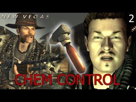 New Vegas Mods: Chem Control - Westside Battle - Part 2 (видео)
