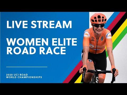 Live - Women Elite Road Race - 2020 UCI Road World Championships, Imola - Emilia Romagna, Italy