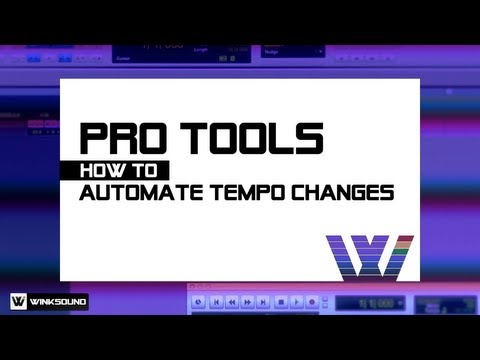 how to change tempo garage band